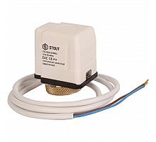 STOUT STE-0010 Электротермический компактный сервопривод, нормально закрытый, 24 В