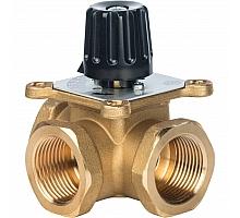 STOUT трехходовой смесительный клапан 1 KVs 12