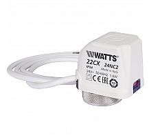 Watts  22CX24NC2 Электротермический сервопривод 24В Норм. закрытый