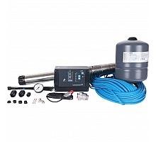 Grundfos К-т для поддержания постоянного давления с насосом SQЕ 3-65 с каб. 40 м