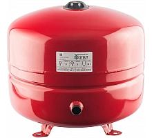 STOUT STH-0005 Расширительный бак на отопление 35 л. (цвет красный)