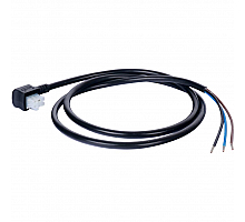 STOUT  Соединительный кабель сервопривода со штепсельным соединением 1м. (3х0,75 мм)