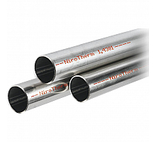 Sanha 9150 9150 NiroTherm сист.труба в штангах нержавеющая сталь 18x0,7, 3 метра
