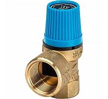 Watts  SVW  8 1/2 Предохранительный клапан для систем водоснабжения  8 бар.