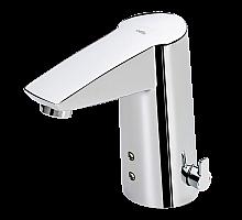 Сенсорный смеситель для раковины Oras Cubista 2814FZ Bluetooth